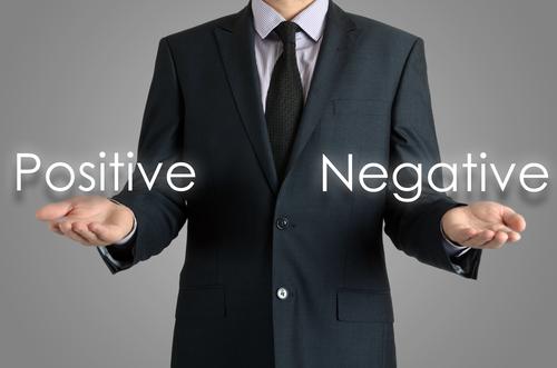 Positiivinen vai negatiivinen